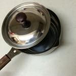 ふるさと納税 新潟県燕市(つばめし) 片手鍋(カラス口パン) レビュー