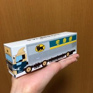 クロネコヤマトミニカー・10tトラック 外箱