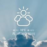 ZenFone5 ASUS Weatherで現在地がずれる問題 アプリアップデートで解決
