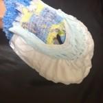 グーン水遊び用オムツパンツ 横漏れ防止ギャザー
