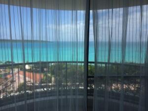 宮古島東急リゾート 部屋からの眺め
