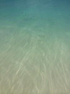 与那覇前浜ビーチ 海