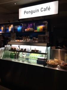 すみだ水族館 ペンギンカフェ