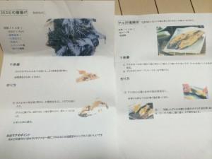 奈半利町 ふるさと納税 鮎と川エビ 調理方法