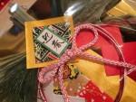 100均ダイソーでお正月のしめ縄飾りを買いました